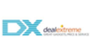 4% extra kortingscode bij Dealextreme
