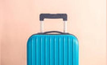 15% korting op reiskoffers, trolleys en reistassen bij Dreamland