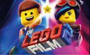 1 ticket gratis voor de film LEGO 2 bij Dreamland