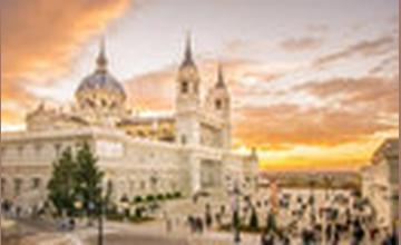 Naar Madrid vanaf € 39 bij Brussels Airlines