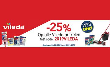 Actie VIleda -25%