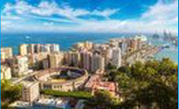 Naar Malaga vanaf € 44 bij TUI fly