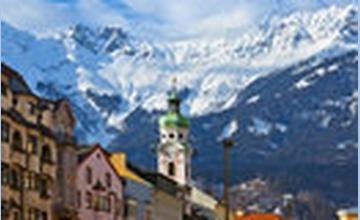 Een vlucht naar Innsbruck vanaf € 49,99 bij TUI fly