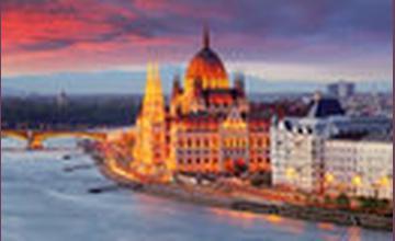 Naar Boedapest vanaf € 39 met Brussels Airlines