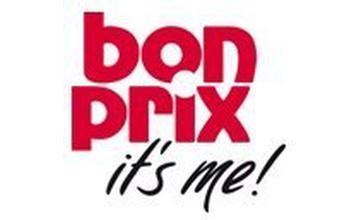 Krijg -10% korting en gratis levering bij BonPrix