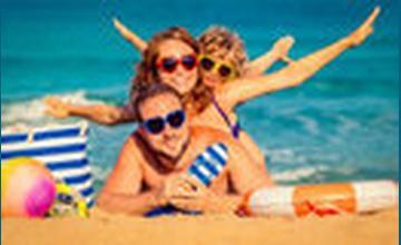 Vroegboekkorting tot 15% op zomervakanties bij Sunpar